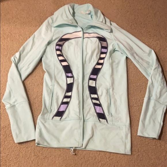 Lululemon zip-up sweatshirt